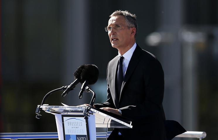 Столтенберг: Отношения НАТО сРФ предполагают оборону и разговор