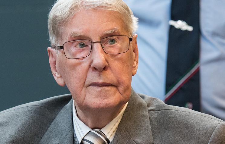 Охранник Освенцима скончался ввозрасте 95 лет