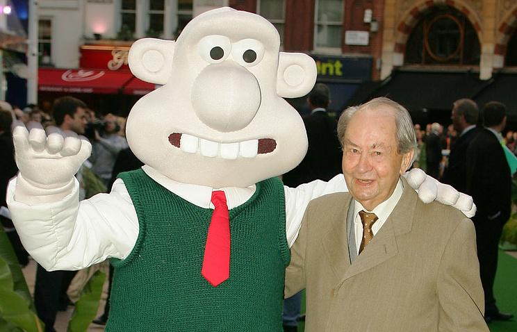 Озвучивавший мультфильм «Уоллес иГромит» Питер Сэллис скончался на97 году жизни