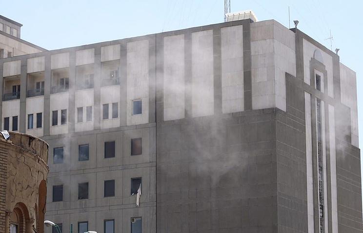Здание парламента Ирана