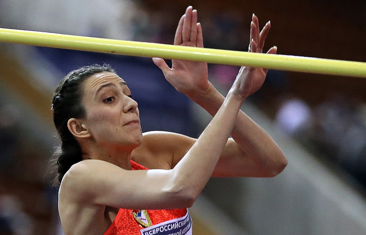 IAAF осудила ношение легкоатлетами из РФ формы цветов триколора