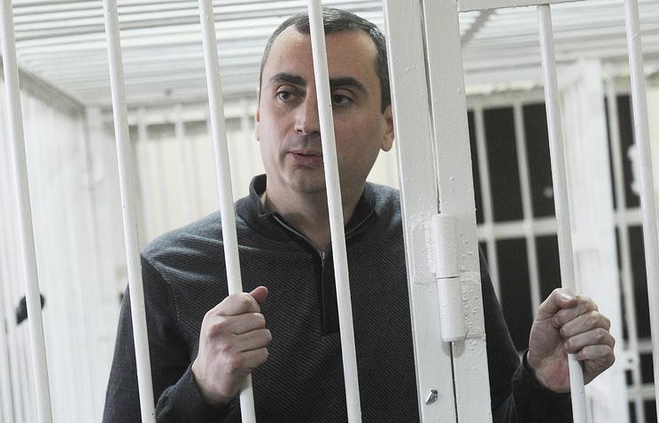 Бывший вице-мэр Новосибирска Александр Солодкин.