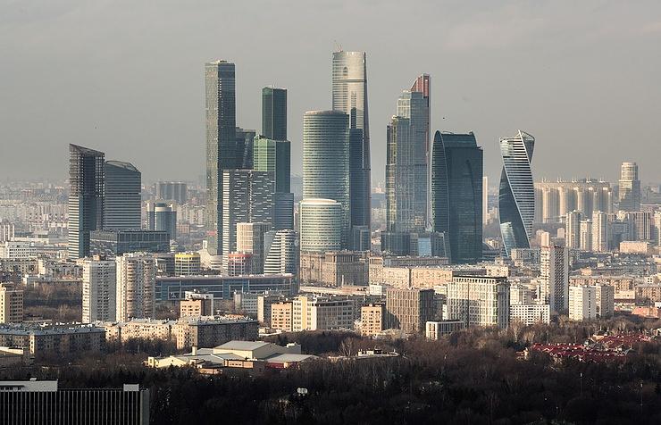 Минэкономразвития планирует переезд в«Москва-Сити»