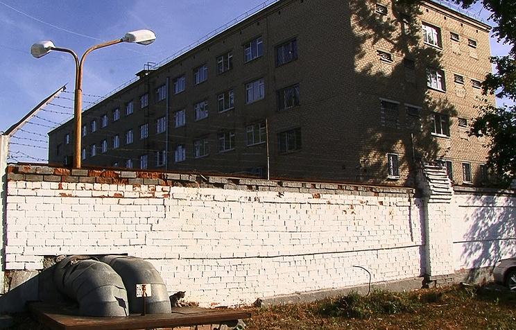 Здание Рефтинского спецучилища