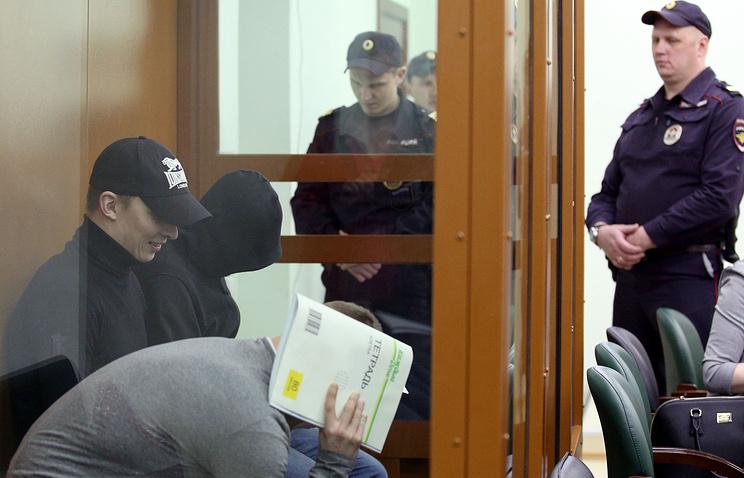 В столицеРФ  огласят вердикт  поделу нелегального  сообщества Misanthropic Division