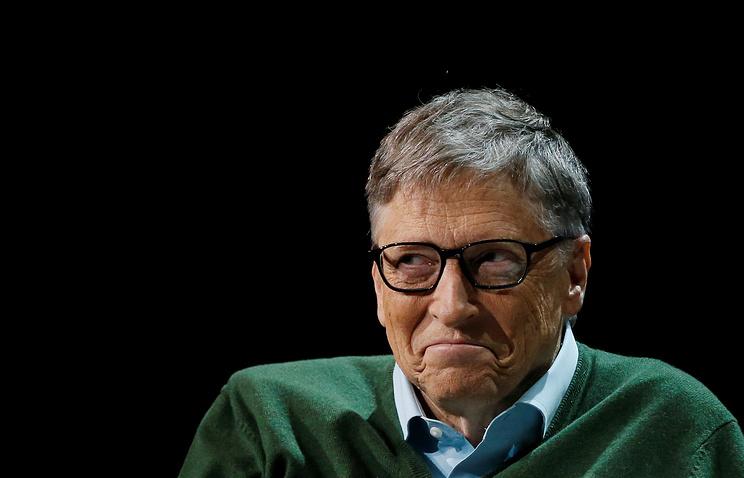 Билл Гейтс назван богатейшим человеком Америки поверсии Forbes