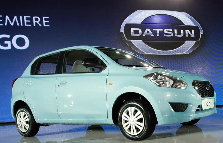По РФ ездят 17,7 тысячи пожароопасных Datsun