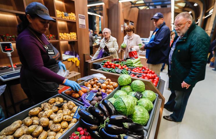 Овощи в РФ подорожали из-за холодного лета