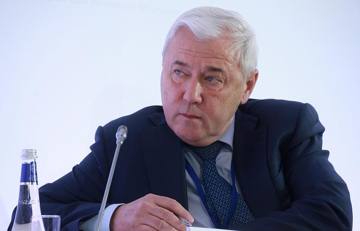"""Президент ассоциации """"Россия"""" Анатолий Аксаков"""