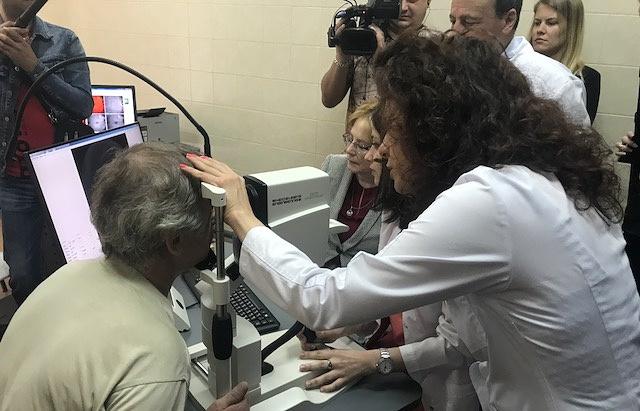 Пациент Григорий Ульянов в Научно-клиническом центре оториноларингологии ФМБА