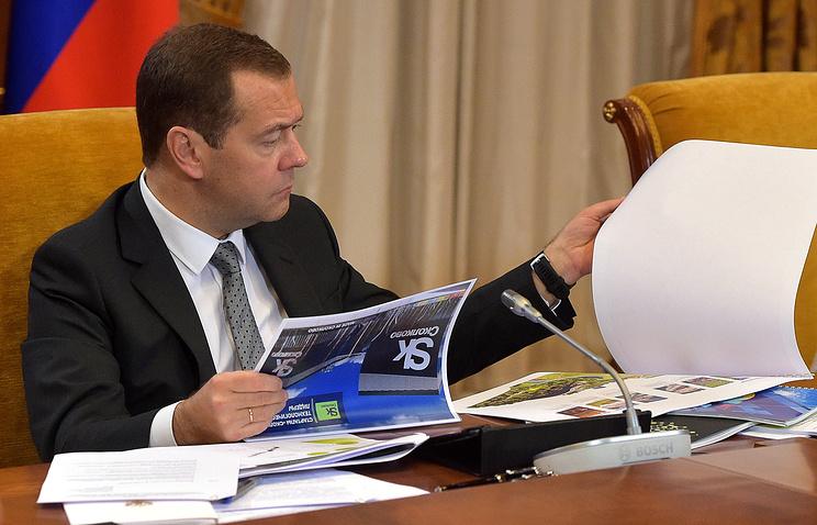 Александр Астафьев  пресс-служба правительства РФ  ТАСС