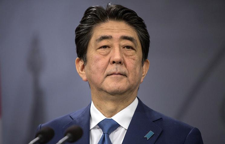 Руководство Японии подало вотставку из-за падения доверия