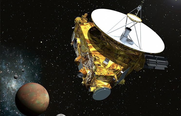 Межпланетная станция НАСА New Horizons