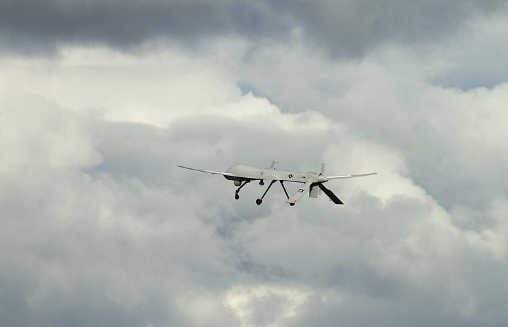 Беспилотный летательный аппарат MQ-1 Predator