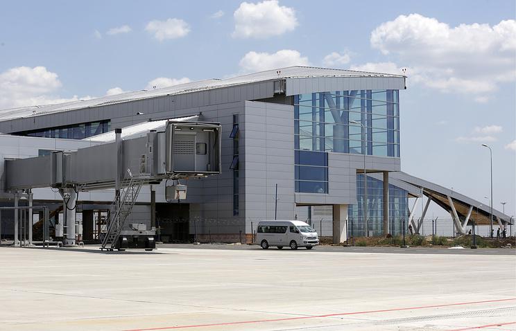 Руководитель региона утвердил план начала функционирования аэропорта «Платов»