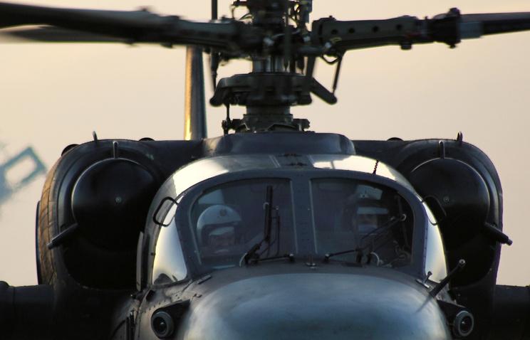 Вертолет Ка-52К