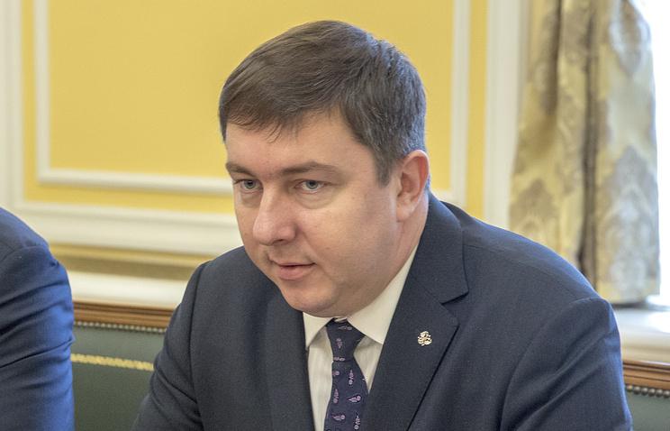 Вице-губернатор Приморского края по вопросам здравоохранения, социальной сферы, физической культуры и спорта Павел Серебряков