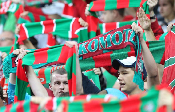 «Локомотив» сыграл вничью с«Копенгагеном» вматче Лиги Европы