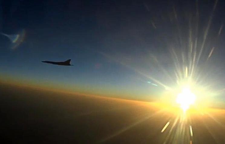 ВКС девять раз занеделю перехватывали зарубежные самолеты-разведчики