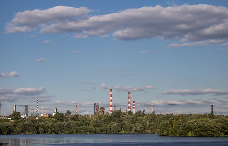 Собянин пообещал, что выбросы МНПЗ в столице уменьшатся в 4 раза
