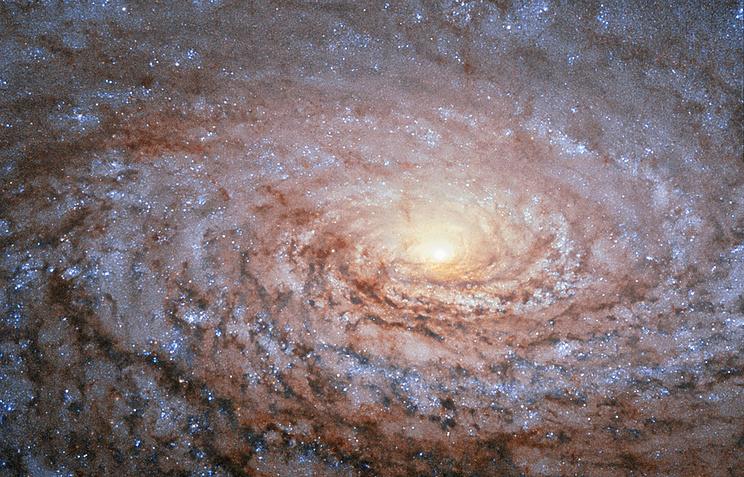 Ученые изКитая, США иЧили отыскали шесть новых галактик
