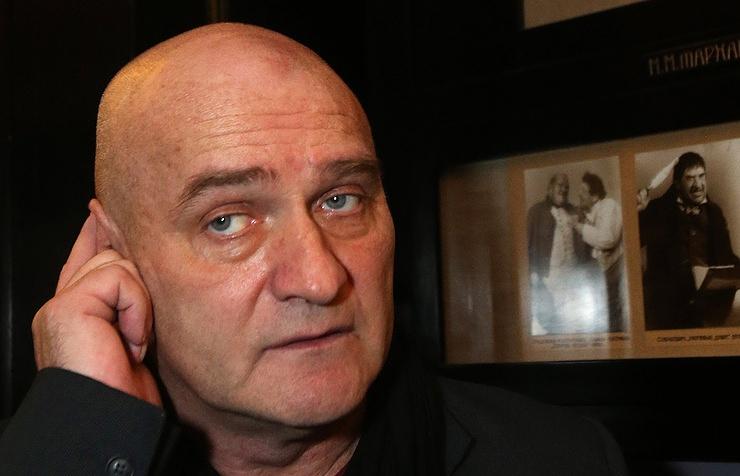 Нетрезвого артиста Балуева сняли срейса вКалининграде