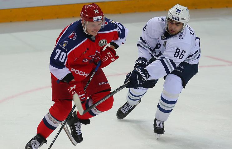 Метсола, Савченко иШумаков признаны лучшими игроками недели вКХЛ