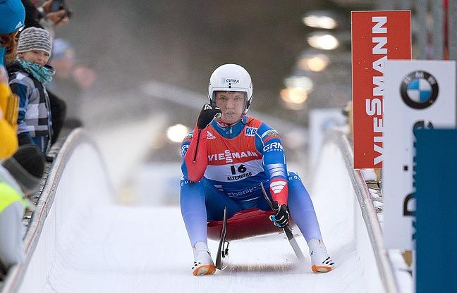 Саночник Репилов одержал победу этап Кубка мира вСША, Павличенко