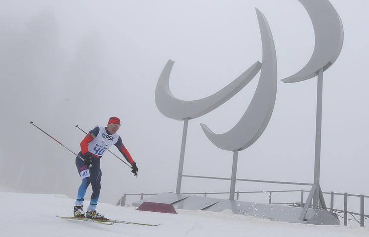 Русским паралимпийцам запретили упоминать в социальных сетях свою страну