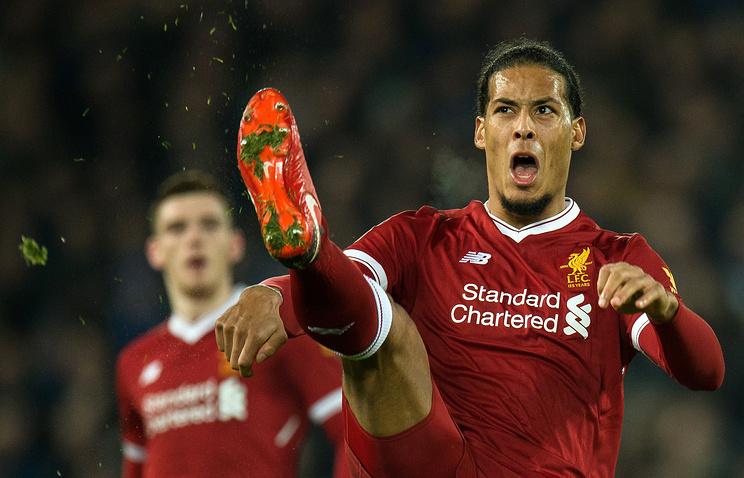 «Ливерпуль» победил «Эвертон» вматче 3-го раунда Кубка Британии пофутболу