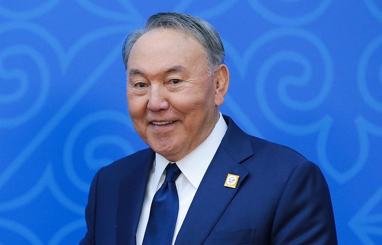 Назарбаев: договоренности с компаниями США дадут хороший импульс экономике Казахстана