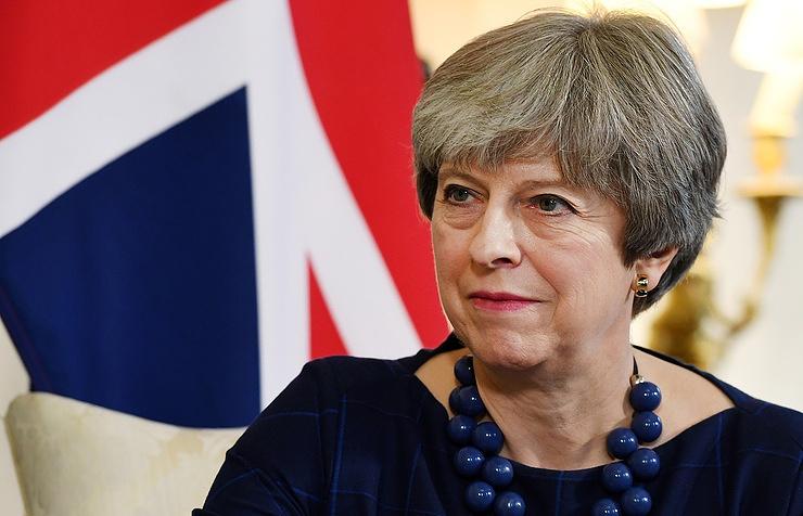 Мэй: 2-го референдума в Англии повопросу выхода изЕС небудет