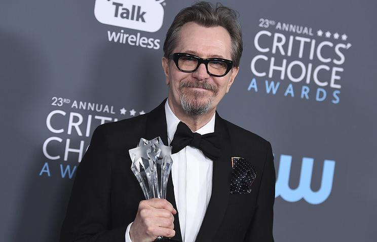 ВСША вручили премии лучшим актерам 2017 года