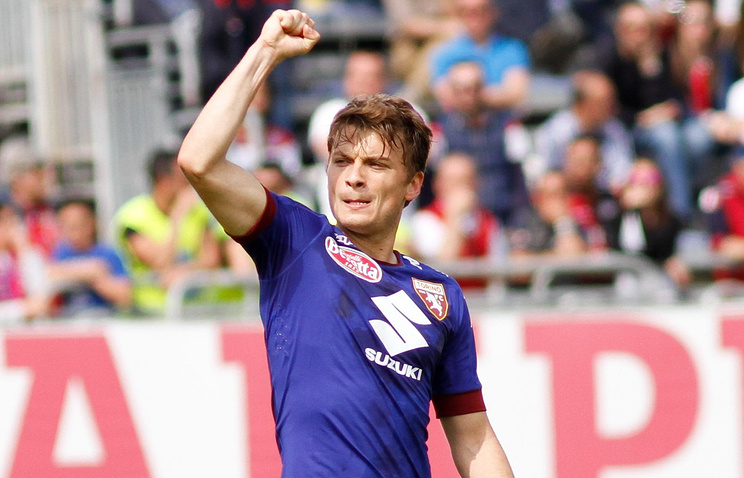 Ляич может перейти из«Торино» в«Спартак»