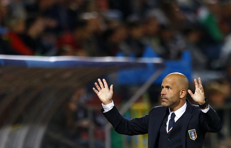 FIGC подтвердила, что ДиБьяджо будет руководить Италией вближайших матчах
