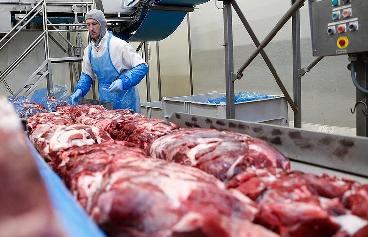 ЕС запросил в ВТО консультации с Россией по спору о поставках свинины