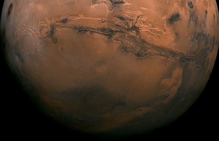 Названы сроки освоения Марса ивлияние наэто Илона Маска