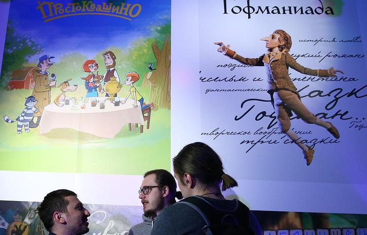 «Союзмультфильм» представит в кинозалах  свою золотую коллекцию