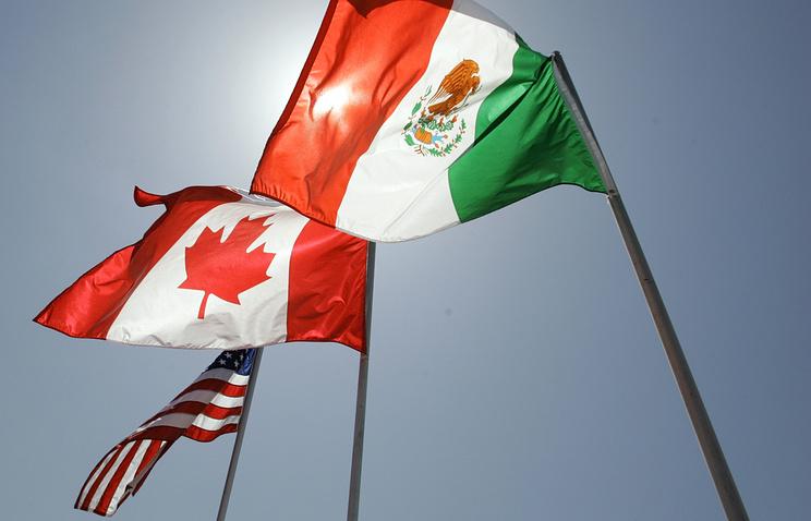 СМИ: Канада и США достигли прогресса в переговорах по NAFTA