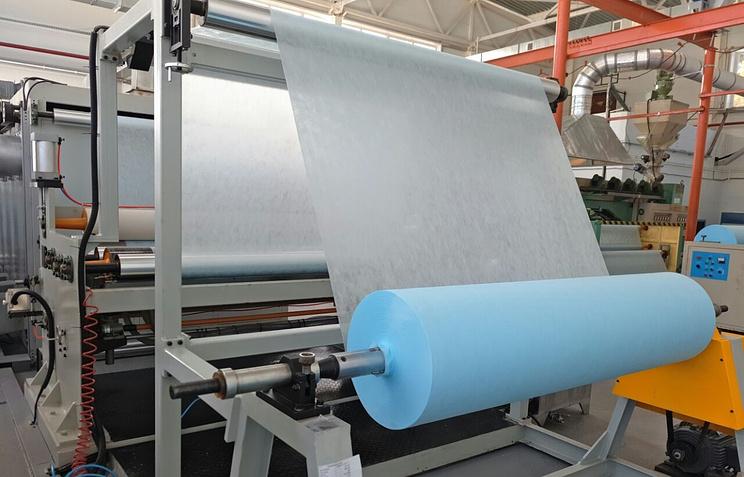 Русский завод спецматериалов запускает новейшую линию— Потеснить импорт