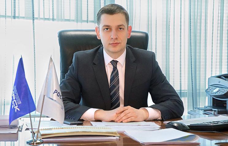 """Заместитель генерального директора ОАО """"МРСК Урала"""" Дмитрий Вялков"""