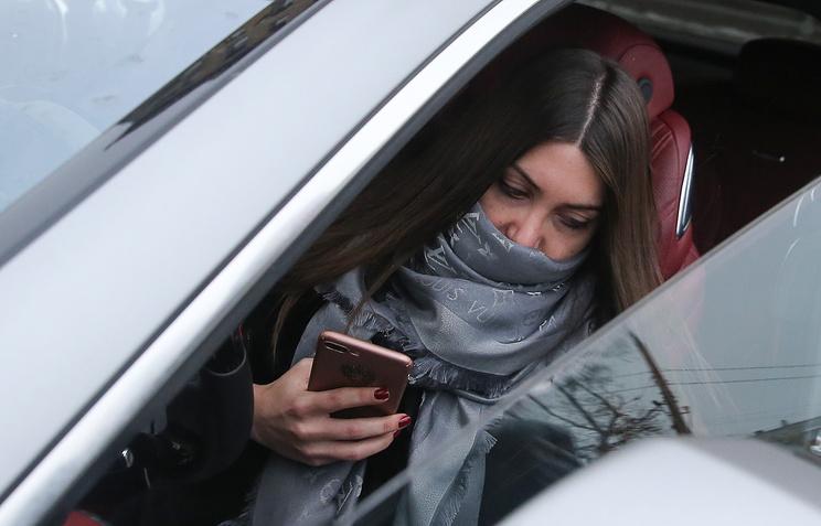 Мару Багдасарян оштрафовали на15 тыс. руб.
