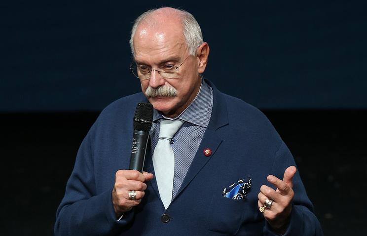 Президент Российского фонда культуры, председатель Союза кинематографистов России Никита Михалков