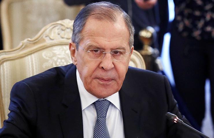 Лавров: русофобская подоплека вработе «Большой семерки» явна