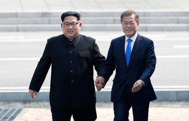 КНДР иЮжная Корея договорились закончить всевозможные враждебные действия друг против друга