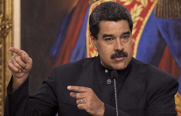 Мадуро обвинил руководство крупнейшего частного банка Венесуэлы в выводе денег из страны