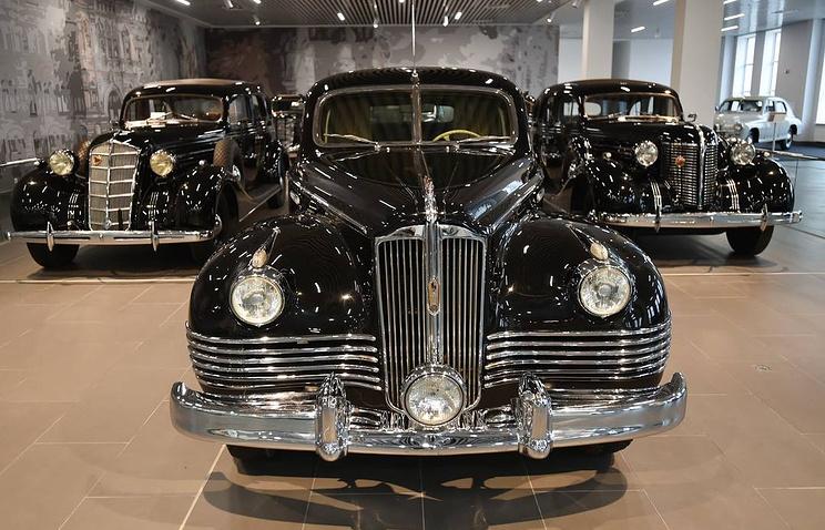 ВВерхней Пышме открылась вторая очередь музея автомобильной техники УГМК