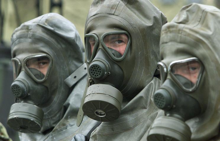 Германские  СМИ проинформировали  оналичии устран НАТО образца «Новичка»