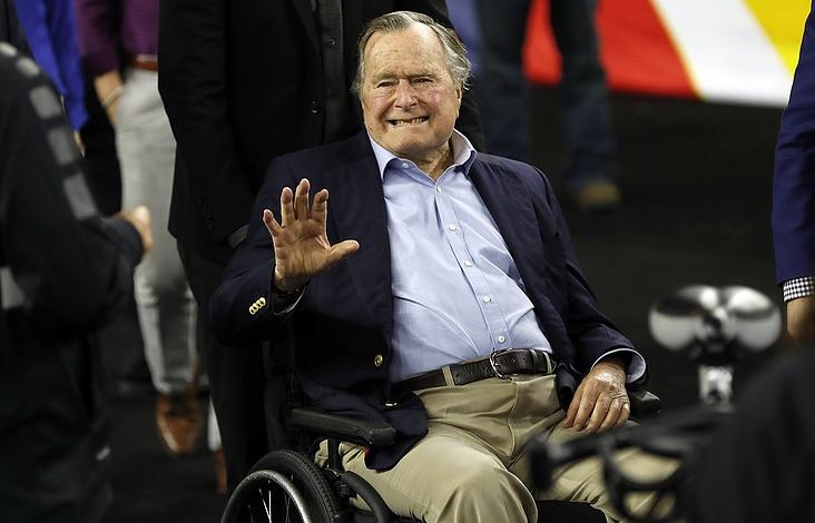 Джордж Буш - старший