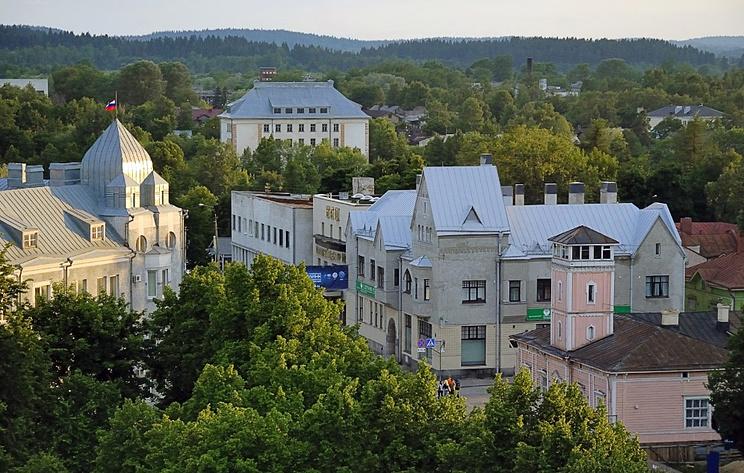 Центр города Сортавала